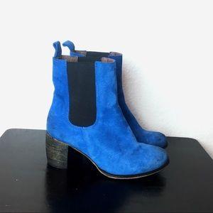 Jeffrey Campbell Chelsea heel boots